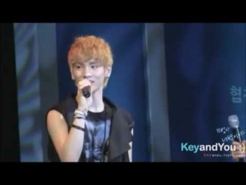 Compilation - SHINee Key speaks in English