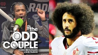 Rob Parker - I Believe Colin Kaepernick Will be Back in the NFL