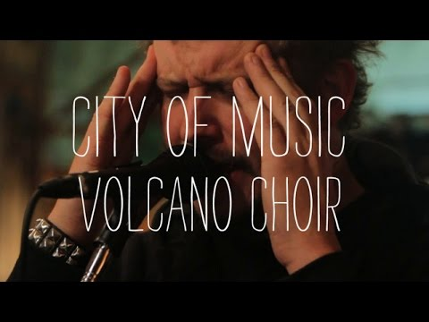 Volcano Choir Performs