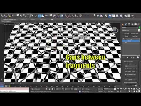 ROUNDUP: Three great free fragmenting tools for 3ds Max — Midge