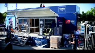GROHE TRUCK TOUR 2016 FRANCE