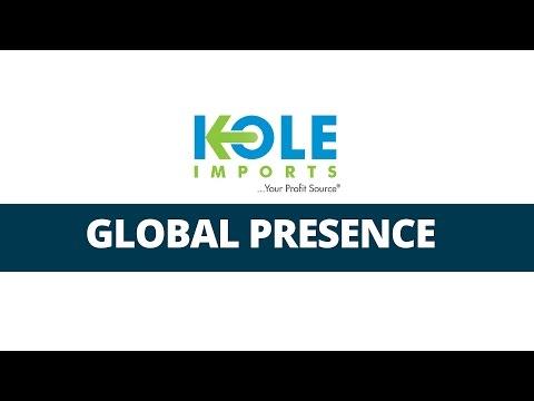 Kole Imports' Global Presence