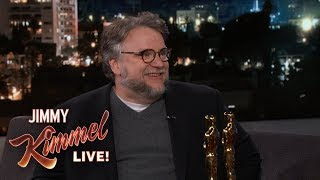 Guillermo del Toro on Winning Oscars & After Parties