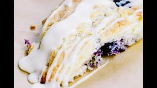 Lemon Blueberry Scones Recipe- Add A Pinch