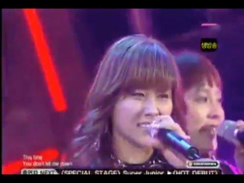 K-POP 2007년   천상지희  한번더OK?
