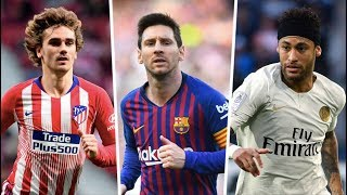 Could Barcelona actually sign Neymar AND Antoine Griezmann this summer?