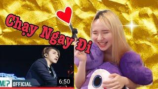 【LirriJ】Sơn Tùng M-TP_ Chạy ngay đi(Remix Stage)_Reaction