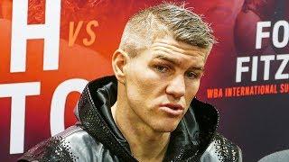 Liam Smith POST FIGHT PRESS CONFERENCE vs Sam Eggington | Matchroom Boxing
