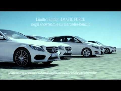 Mercedes benz 4matic scopri la gamma da Guidicar!