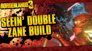 Borderlands 3 | Seein' Double Zane Build (Best Clone Build, One Shot Bosses, Lvl 65 Mayhem 10!)