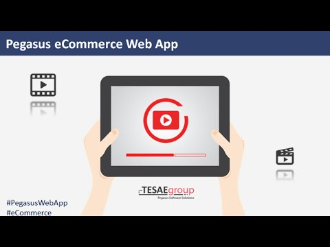 Pegasus e-Commerce Web Application
