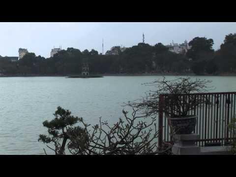 Vietnam - Hanoi - Die Altstadt, Literaturtempel, Hoan-Kiem-See