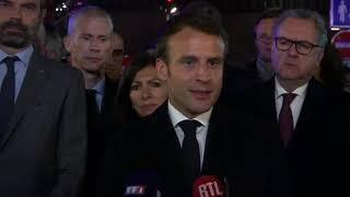 Notre Dame de Paris   le FILM de l'incendie   AFP News   YouTube 360p