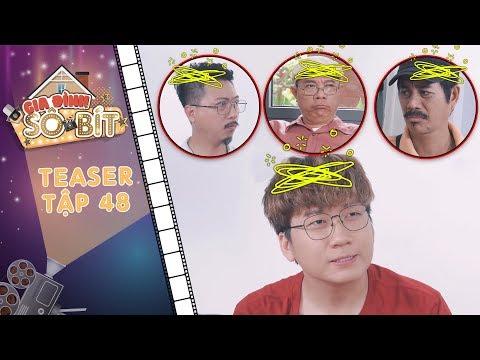 Gia đình sô - bít | Teaser tập 48: Gia Bảo khiến cả gia đình lao đao khi khai quật bí mật động trời?