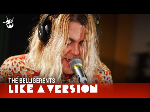 The Belligerents cover Fatboy Slim 'Praise You' for Like A Version