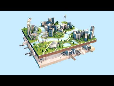 Gemini - Future Mobility Concept for Singapore