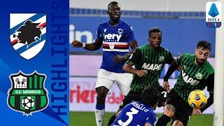 Sampdoria 2-3 Sassuolo   Caputo finds the net in a 3-2 thriller away to Sampdoria   Serie A TIM