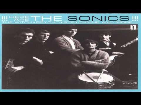 The Sonics-1965 - Here Are The Sonics [Full Album Hd]