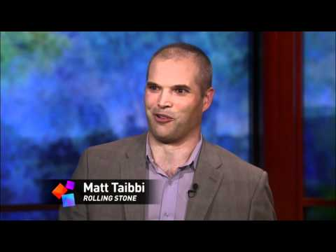 Bill Moyers, Matt Taibbi and Yves Smith on Big Banks