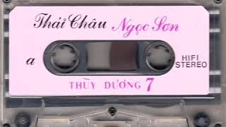 Yêu Là Ảo Mộng _ St Canh Thân ☆ Cs Thùy Hương _ Audio 1992 ☆ VND 15/9/2019