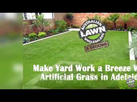 Make Yard Work a Breeze With Artificial Grass in Adelaide