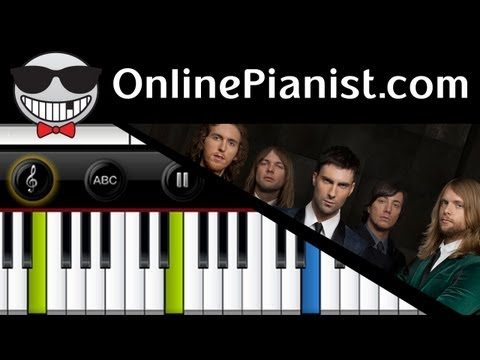 Baixar Maroon 5 - This Love - Piano Tutorial