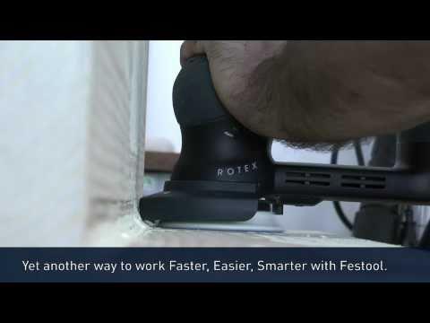 Festool RO90DXFEQ-PLUS geared sander 240v 571821