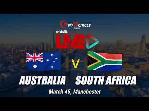 Australia vs South Africa, Match 45: Preview