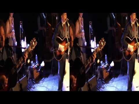 Pokey LaFarge @ Le Bootleg Bordeaux (21/11/2013) v.3D-HD