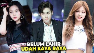 Anak Konglomerat! 10 Idol Kpop Ini Ternyata Terlahir Dari Keluarga Kaya Raya