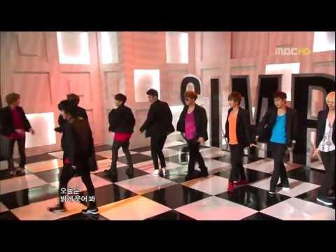 [HD] 110812 - 110813 Super Junior - Mr. Simple