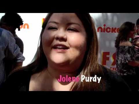 JOLENE PURDY: FRED THE MOVIE PREMIERE - YouTube