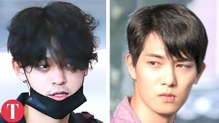 K-POP Scandals You Never Saw Coming - YouTube