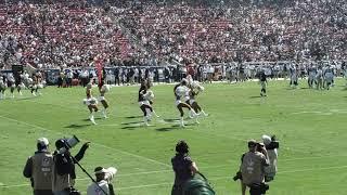 Rams Cheerleaders - Low