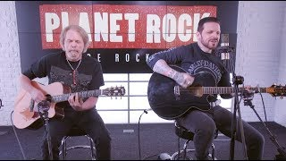 Black Star Riders - Planet Rock session 2019