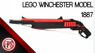 Lego Winchester Model 1887 [REUPLOAD]