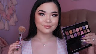 ASMR Sassy Sister Does Your Makeup For School