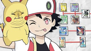 The Pokemon Timeline Explained (in seven minutes)