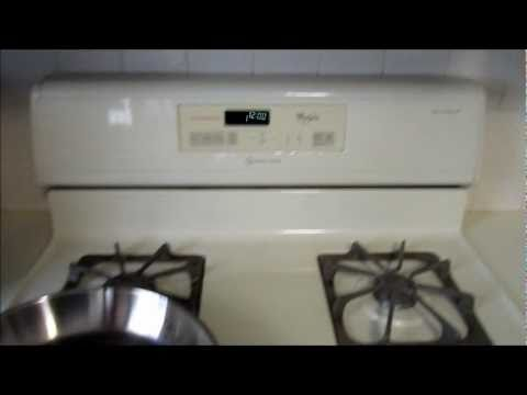 Whirlpool Oven E1 F5 Whirlpool Oven