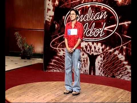 Indian Idol Season 3 - Audition.