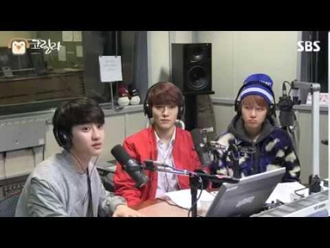 [SBS]러브게임, EXO, 으르렁을 애절한 버전으로 첸이 부른다면?