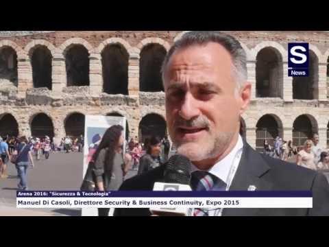 Manuel Di Casoli: Expo 2015 e la visione umanistica della tecnologia