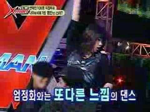 new X-man. Chun-mu Stepanie2 dance -EP07-