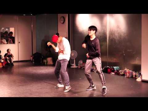 KOHARU SUGAWARA w/ Suleman Malik Dance Workshop