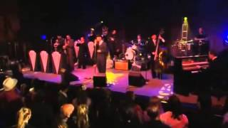 Neo   Show   Big Bad Voodoo Daddy Live @ The Majestic Ventura Theatre, Ventura California 2004