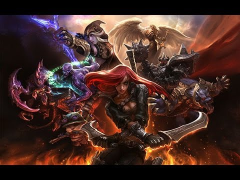 League Of Legends - Más Puntería Que Caitlyn (6-jul) - DIRECTO - - Smashpipe Games