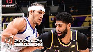 Denver Nuggets vs Los Angeles Lakers - Full Game Highlights | May 3, 2021 | 2020-21 NBA Season