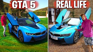 I Found My Real Life SuperCar In GTA 5.. (GTA 5 Mods)
