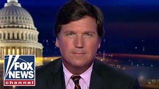 Tucker calls out Democrats on hypocrisy over walls