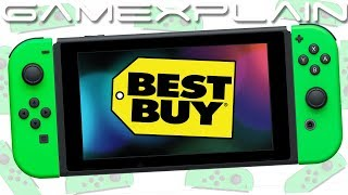 Green Joy-Con Set Coming to Best Buy!
